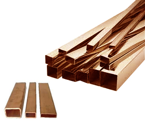 Copper Square Tubes Exporter Manufacturer Amp Supplier From
