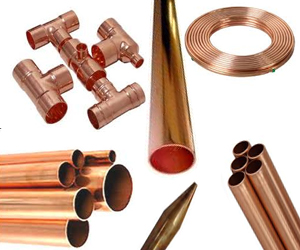 Copper Tubes And Copper Tube Fittings